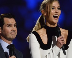 Jimmy Carr Booed at Brit Awards for Madonna Jab