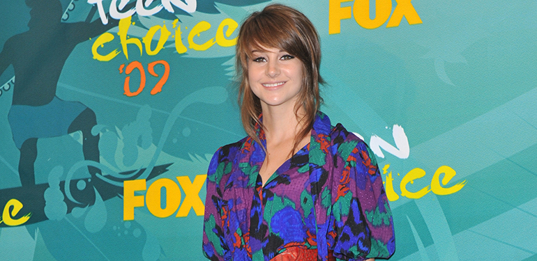 Shailene Woodley Teen Choice 09