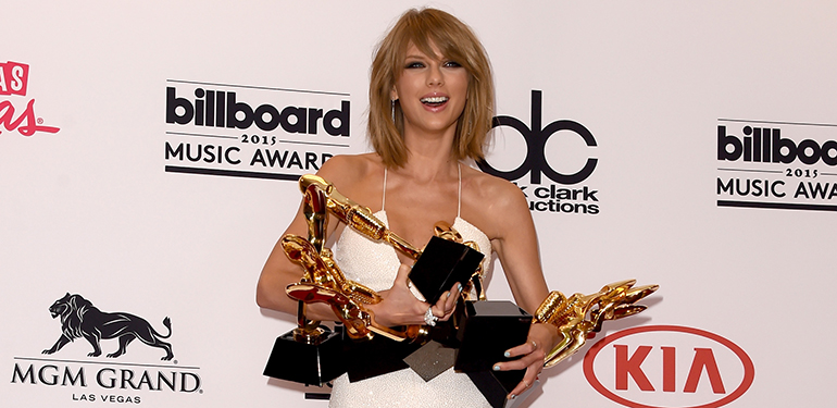 Taylor Swift Billboard Music Awards