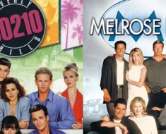 90210 and Melrose