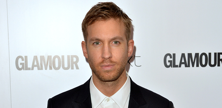 Calvin Harris Man of the Year