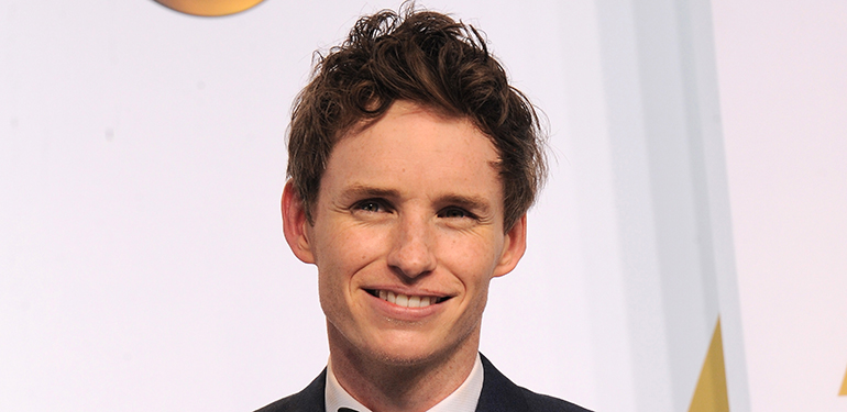 Eddie Redmayne Harry Potter Spin-Off