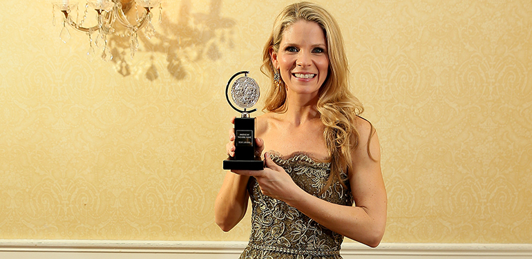 Kelli O'Hara Tony Awards
