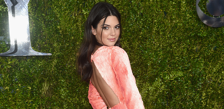 Kendall Jenner Tony Awards
