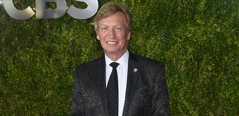 Nigel Lythgoe Tony Awards