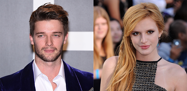 Patrick Schwarzenegger and Bella Thorne