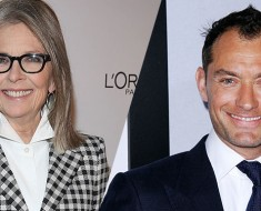Diane Keaton Cast alongside Jude Law in TV Series 'The Young Pope'
