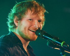 Ed Sheeran Helps Fellow Singer with Surpise Proposal