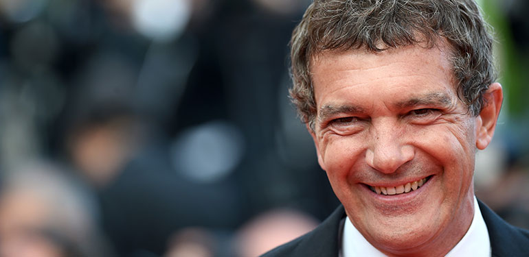 Antonio Banderas Is Starring in Movie about Miraculous Miners' Rescue!