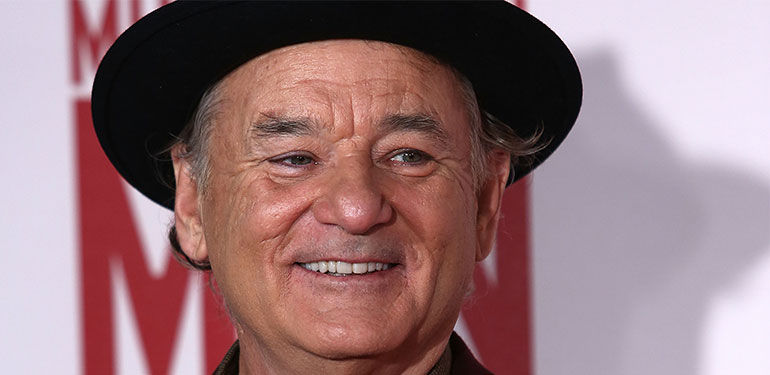 Bill Murray to Appear in Ghostbusters Reboot