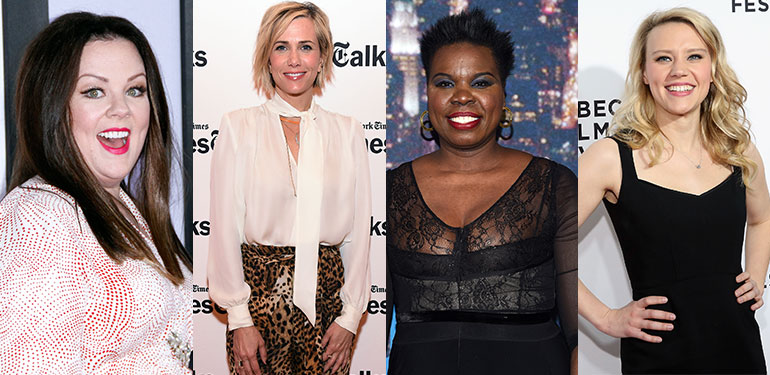 Ghostbusters Cast Respond to Poster with Hospital Visit!