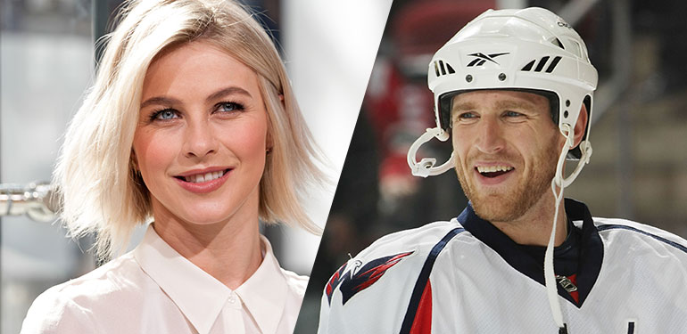 "Julianne Hough Says ""Yes"" to Brooks Laich"