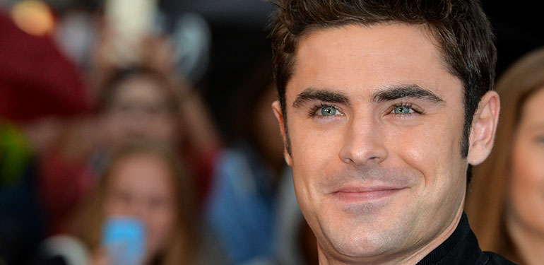 Zac Efron Joins the Rock for Baywatch Movie!