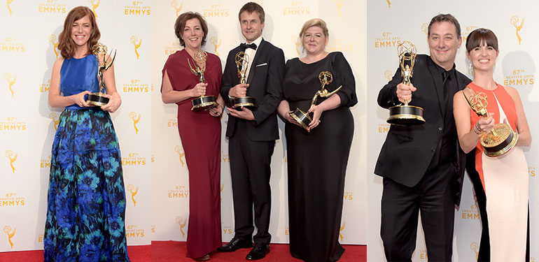 Game of Thrones Wins Eight Creative Emmy Awards!