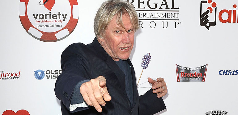 Gary Busey to Join Dancing With the Stars