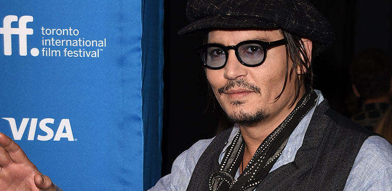 Johnny Depp Talks His Transformation for 'Black Mass'