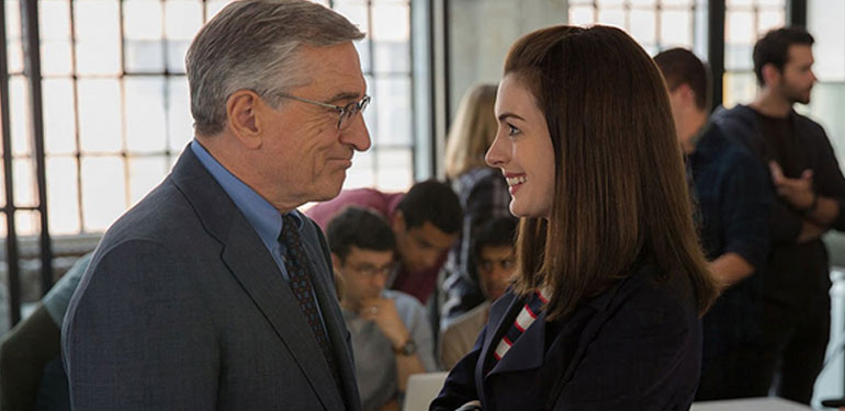 The Intern Ready for Opening Weekend