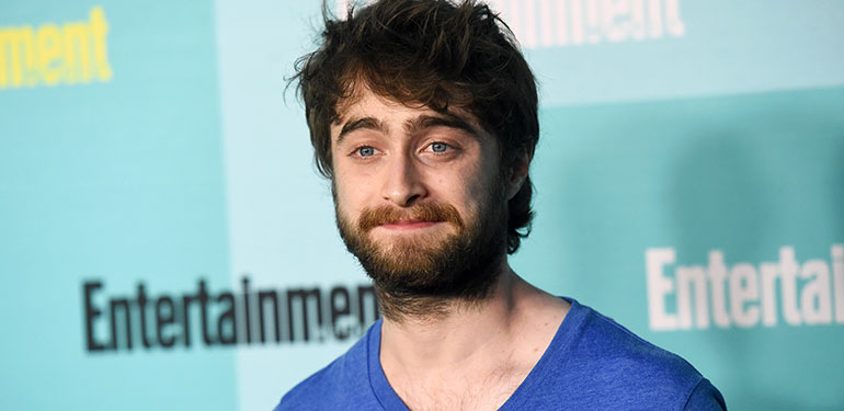 Daniel Radcliffe Opens up About His Past Alcohol Abuse