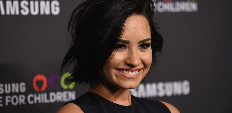 Demi Lovato Is Fighting for Mental Health Reform