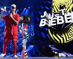 Justin Bieber Triumphs at MTV EMAs