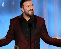 Ricky Gervais Back to Host the Golden Globes