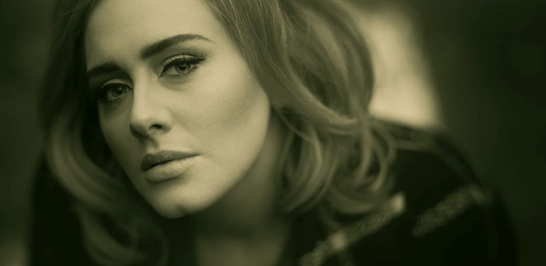 "Adele Breaking Records With ""Hello"""