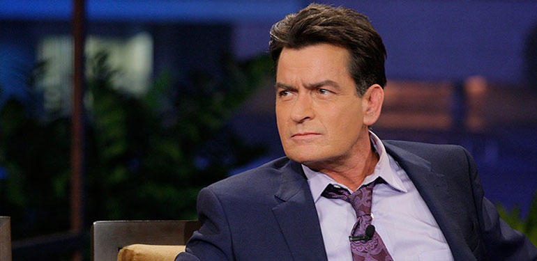 Charlie Sheen Admits That He's Been HIV Positive for Years