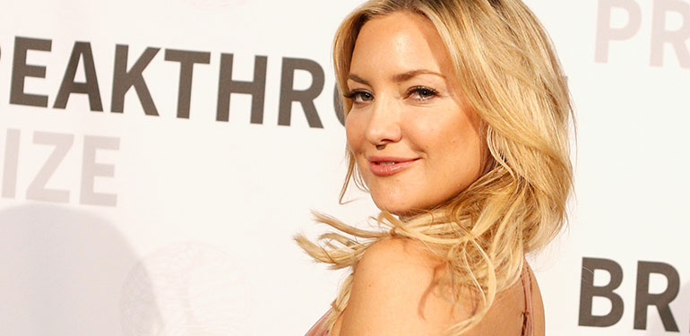 Kate Hudson Is Perfectly Happy Being Single