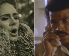 Rumor Has It There's an Adele and Lionel Richie Collaboration in the Works
