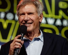 Han Solo Hides in Sydney Audience