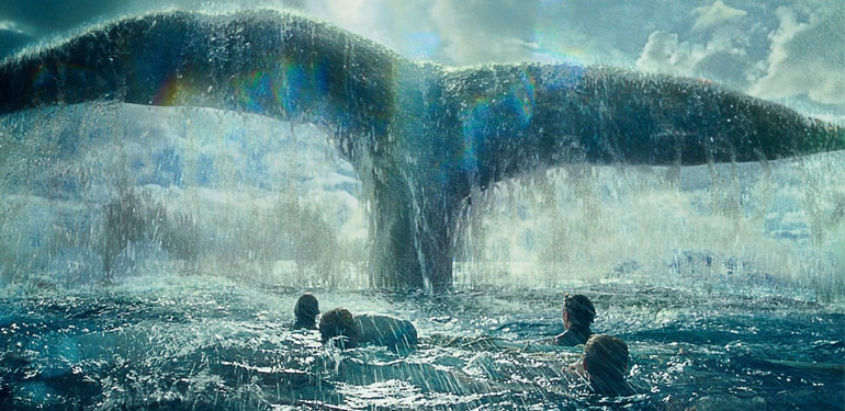 In the Heart of the Sea is a Visually Dazzling Adventure