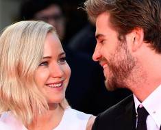 J-Law Admits to Kissing Liam Hemsworth Offscreen