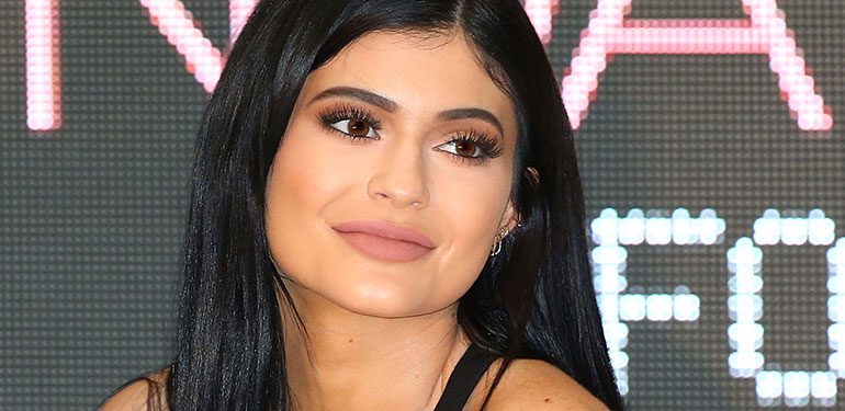 Kylie Jenner Gets Candid in Interview Mag
