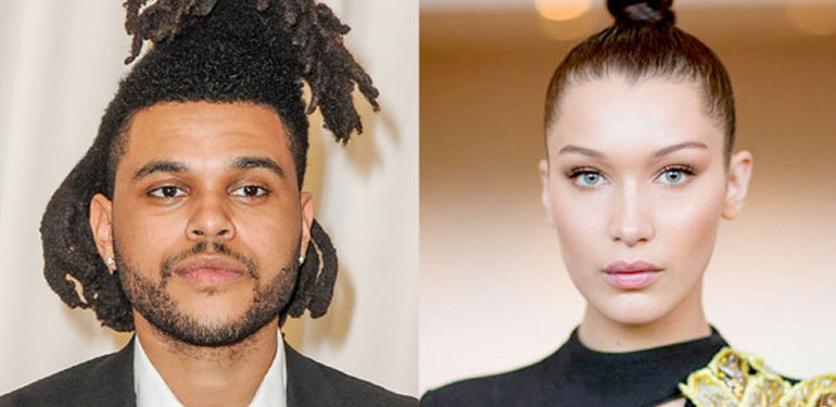 New Video From The Weeknd Stars Girlfriend Bella Hadid