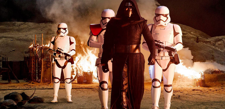 New Star Wars Movie Breaking Records Ahead of Release