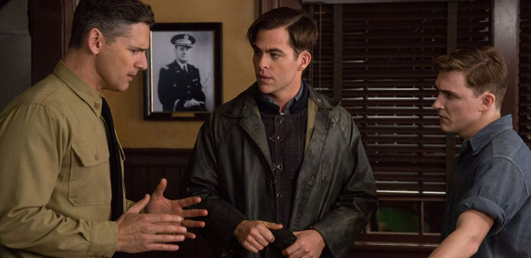 Chris Pine and Casey Affleck Save The Finest Hours from Sinking