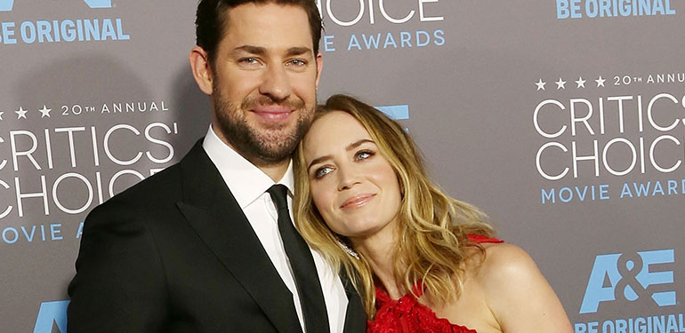 Emily Blunt and John Krasinski Expecting Second Child