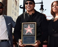 LL CooL J Receives Star on Hollywood Walk of Fame