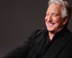 Saying Goodbye to Alan Rickman