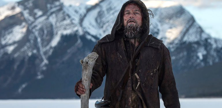 The Revenant Takes Top Spot at Box Office