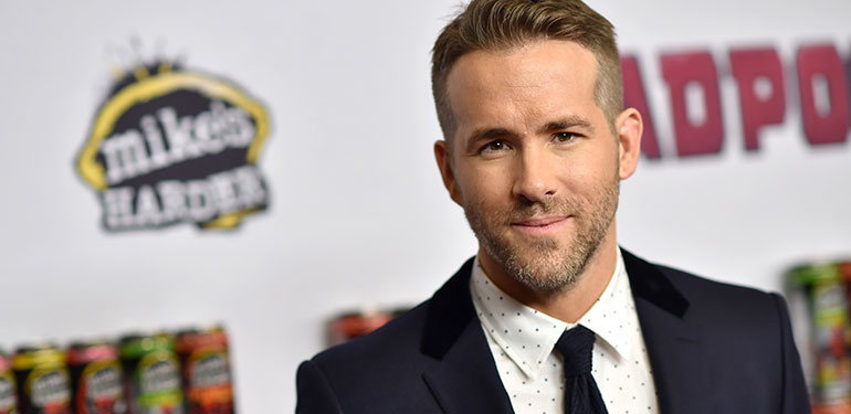 Ryan Reynolds Opens up about Fatherhood