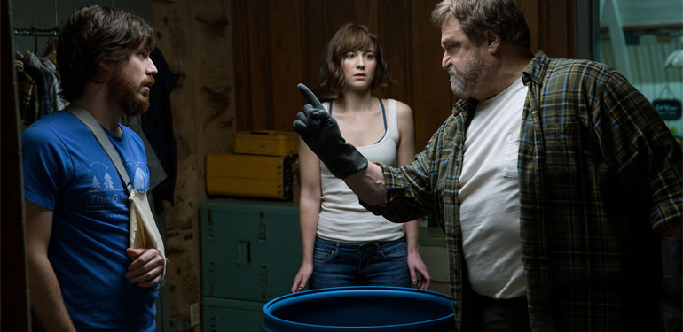 10 Cloverfield Lane: Frights, Delights and Surprises