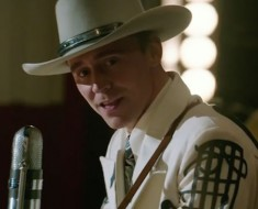 Tom Hiddleston Portraying Hank Williams