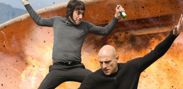 The Brothers Grimsby Gives Donald Trump AIDS