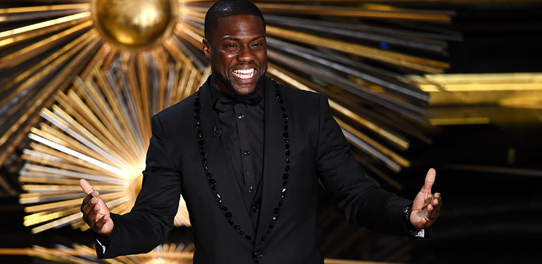 Comedian Kevin Hart Is Writing a Memoir