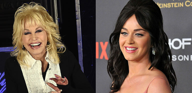 Katy Perry and Dolly Parton to Perform Together at ACM Awards