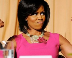 Michelle Obama Talks Global Girls Education
