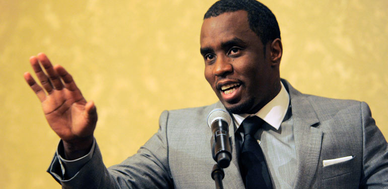 Sean Combs to Open a Charter School in Harlem