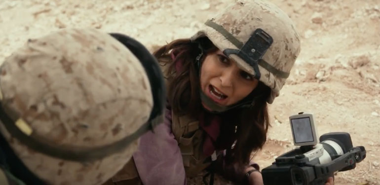 Tina Fey Takes on the Taliban in Dark Comedy Whiskey Tango Foxtrot