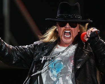 Axl Rose Joining AC/DC as New Frontman